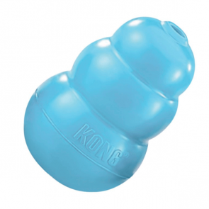Kong Puppy Dog Toy-Turquoise