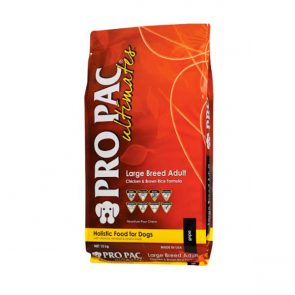 Pro Pac Ultimates Chicken & Brown Rice Large Adult Dog Food