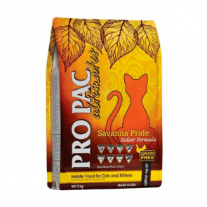 Pro Pac Ultimates Savannah Pride Kitten & Cat Food