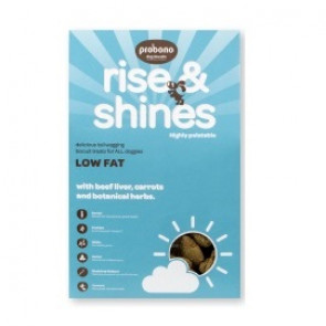 Probono Rise & Shines Dog Biscuits