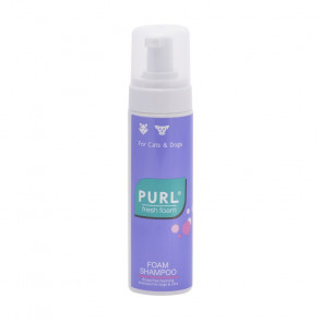 Purl Fresh Foam Dog & Cat Shampoo